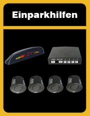 Einparkhile, Rückfahrhilfe, Rückfahrwarner, LED Einparkhilfe, Funk Einparkhilfe, Funk Rückfahrwarner, parking sensor