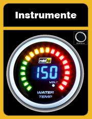 KFZ Instrumente, KFZ Zusatzinstrumente, Rennsportinstrumente, raid Instrumente, Racing Instrumente, Öldruckanzeige, Ladedruckanzeige, Öltemperatur Anzeige, Wassertemperaturanzeige, Voltmeter, racing gauges