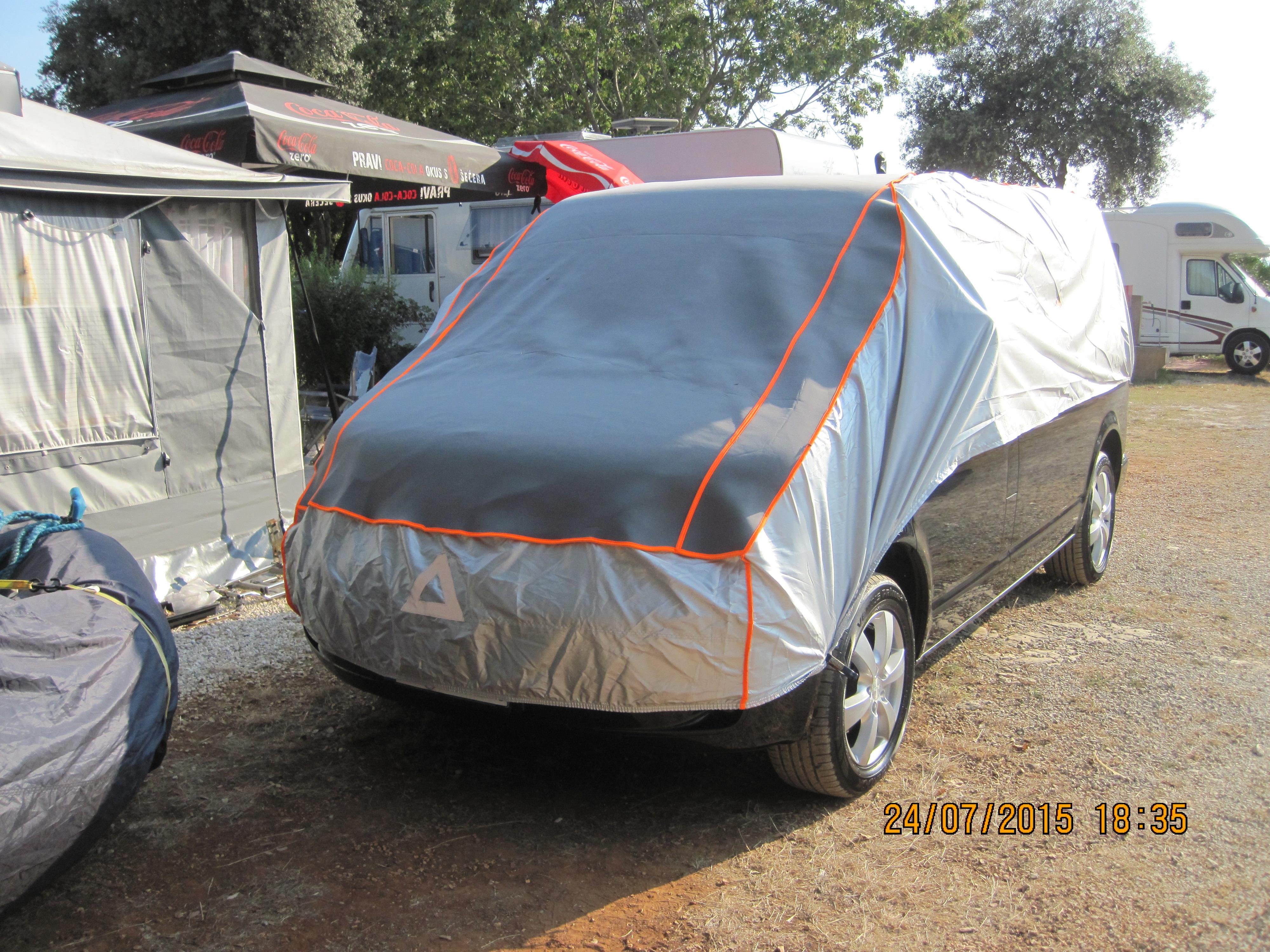 vw tiguan protection de gr le housse pour voiture b che garage mise au point van ebay. Black Bedroom Furniture Sets. Home Design Ideas